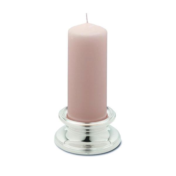 Hallmarked Church Candlestick