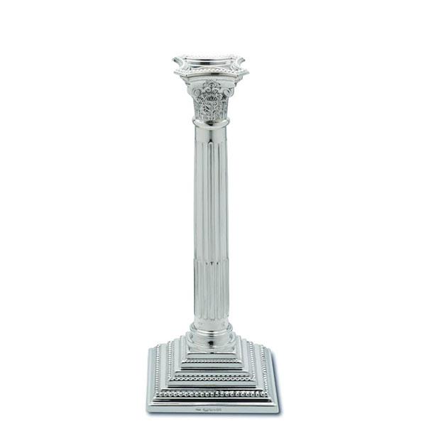 Hallmarked Medium Silver Corinthian Column