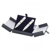 Sterling Silver Hallmarked Collar Stiffeners