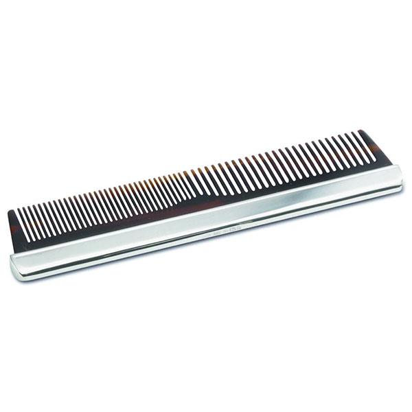 Plain Silver Hallmarked Comb